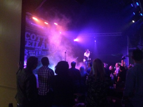 Scott Weiland and the Wildabouts bring rock to Dallas