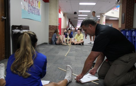 New physics teacher brings flying expertise, talents to Coppell High School (with video)