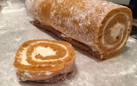 """""""Roll"""" into the holidays with Pumpkin Rolls"""