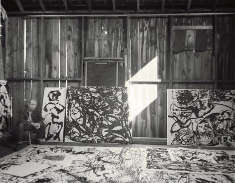 Dallas Museum of Art Pollock exhibition to set high expectations