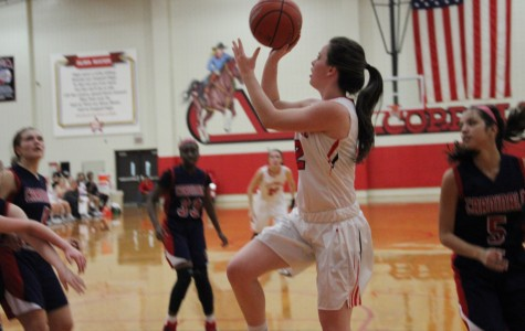 Cowgirls collect victory over John Paul II
