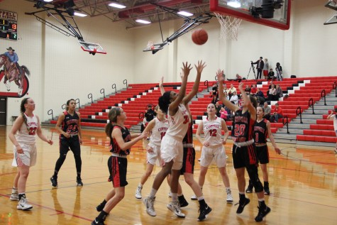 Cowgirls fall to Colleyville in first district game