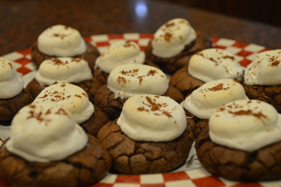 Hot+Cocoa+cookies+are+the+perfect+way+to+get+into+the+holiday+spirit.+This+recipe+takes+about+40+minutes+to+prepare+and+yields+about+36+cookies.+