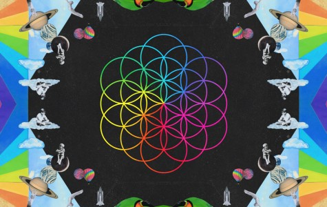 "Coldplay releases new album, ""A Head Full of Dreams"", bringing color to sound"