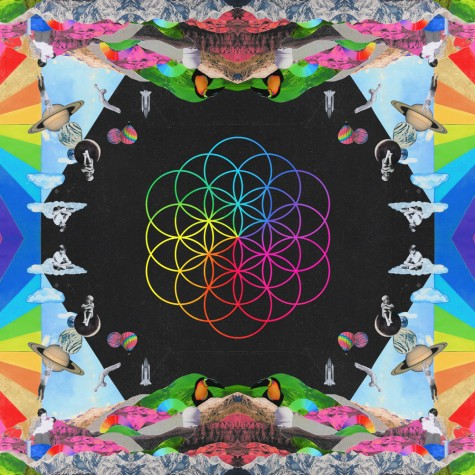 """Coldplay releases new album, """"A Head Full of Dreams"""", bringing color to sound"""