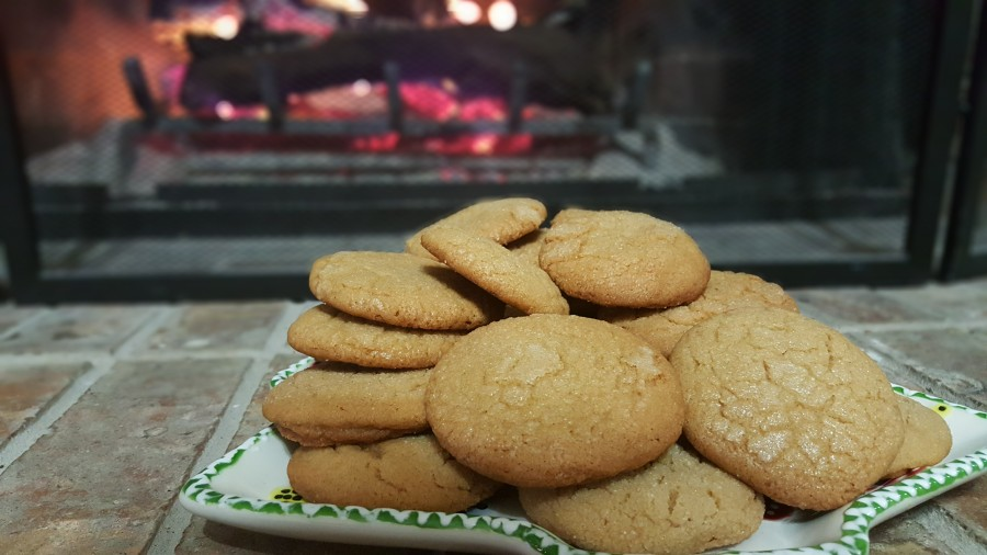 Swap memories and love with this Angel Kiss Cookie recipe