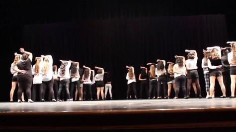 "Respira show choir showed their ""style"""