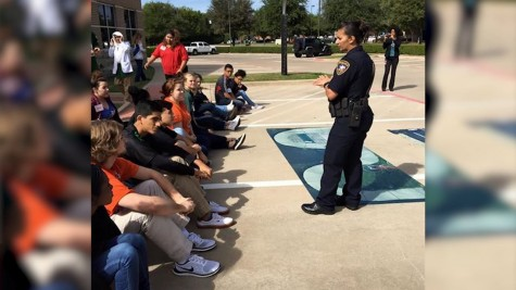 Student Resource Officers provide free drug testing kits