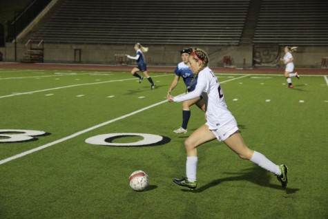 Cowgirls soccer nets four, blanks L.D. Bell in district opener