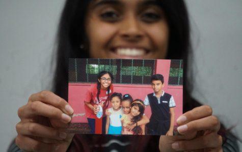 Humans of CHS: Shruti Asodaria