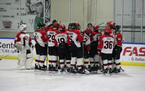 Coppell Hockey dominates Plano West on their own turf