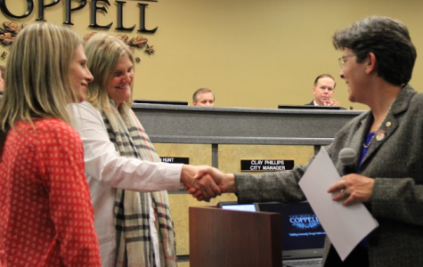 City Council members discuss future projects, awards for Coppell