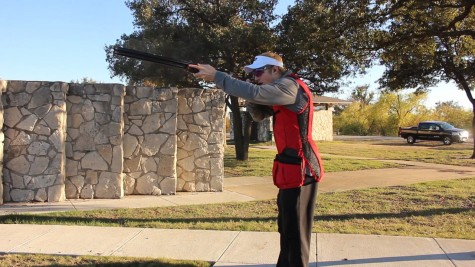 Coppell senior competes in competitive shooting