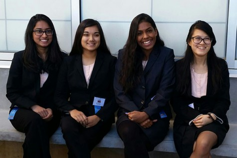 We mean business: CHS BPA qualifies for state competition