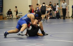 Coppell JV Wrestling team competes in the District 6 JV Championships