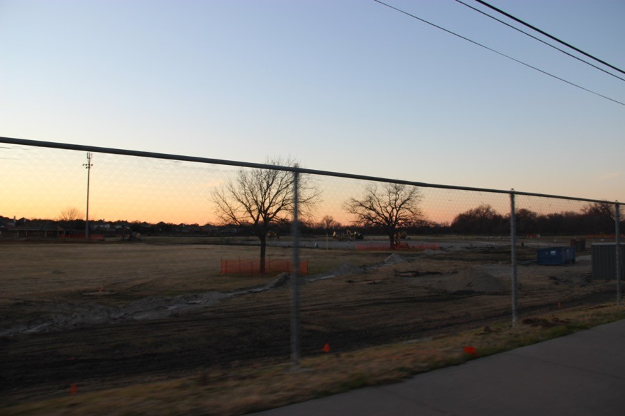 Andy Brown Park construction underway, completion set for 2017
