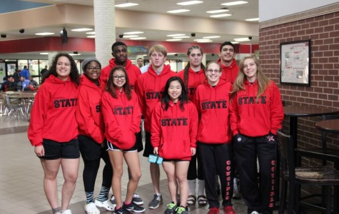Coppell wrestling finalists are sent off to state competition