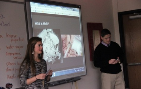 Brain on drugs: Students explore a new neurological dimension