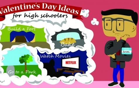 Ten simple Valentine's Day ideas