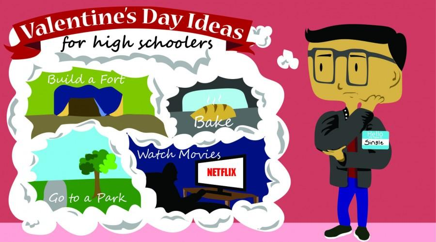 Valenines Day ideas for high schoolers