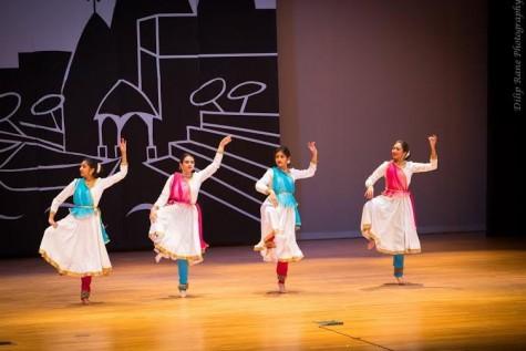 A unique focus on the Indian culture