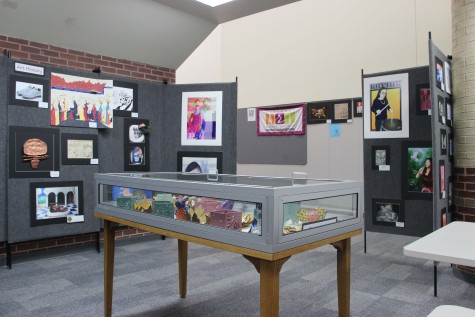 Art students master the competition, art displayed at Dallas Museum of Art