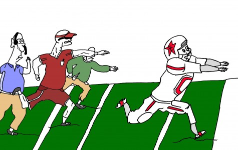 Sports Column Series Part 1: Ridiculousness of modern recruiting