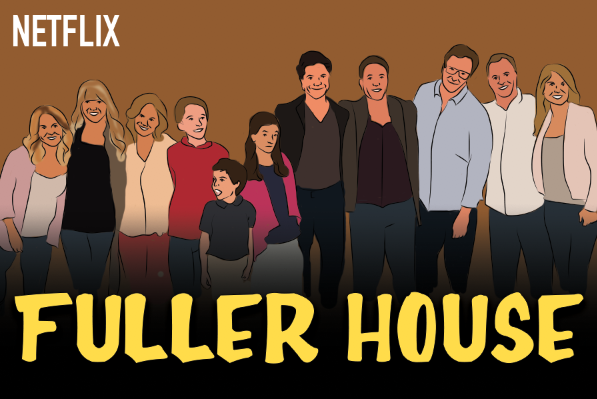 """Fuller House"" brings nostalgia to fans of late 80s sitcom ""Full House"""