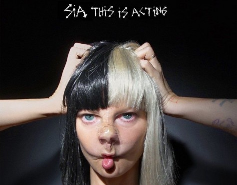 "Sia reclaims the stage with ""This Is Acting"""