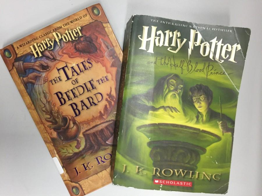 Rowling brings magic to America
