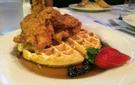Chef Point Cafe entertains with unique location, 5-star food