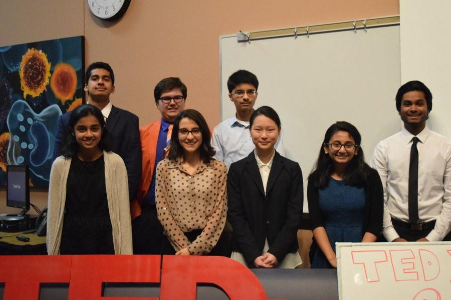 Students come together to share passions and experiences through TED Talks