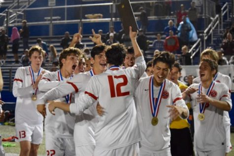 Coppell soccer wins third state championship