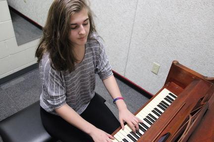 Bourbon pursues passion for music; accepted into prestigious music school (Q&A)