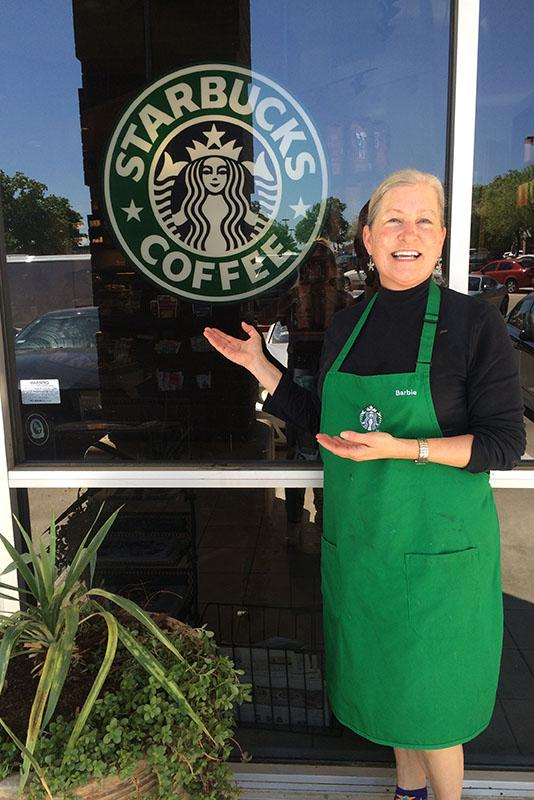Day in-the-life of a Starbucks barista