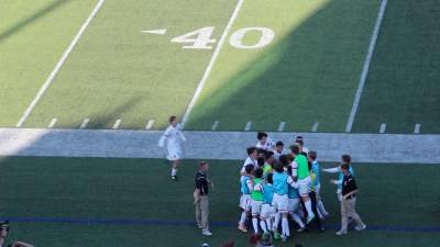 Coppell Soccer wins their Semi-Finals game in State Tournament