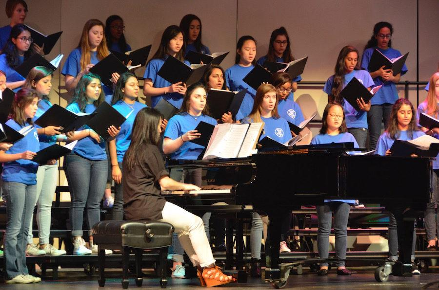 CHS+Choir+ends+the+year+with+Spring+Pops+Concert