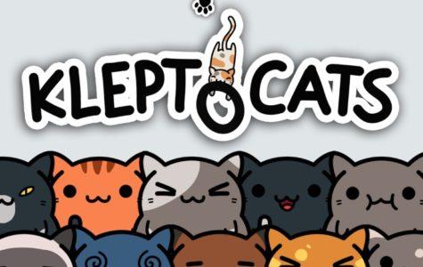Kleptomaniac cats steal kooky items, hearts in 'KleptoCats' app