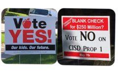 Community heads to polls tomorrow for bond, school board election