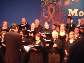 Coppell Community Chorale ends season with explosive concert