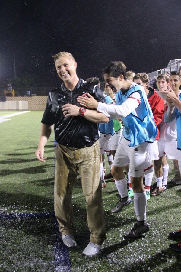 Rakestraw wins Male Coach of the Year honors
