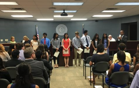Students, school district recognized at final Board meeting of the year