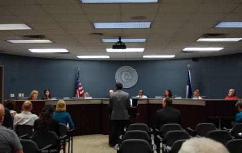 Last August Board meeting brings block schedule, bond updates