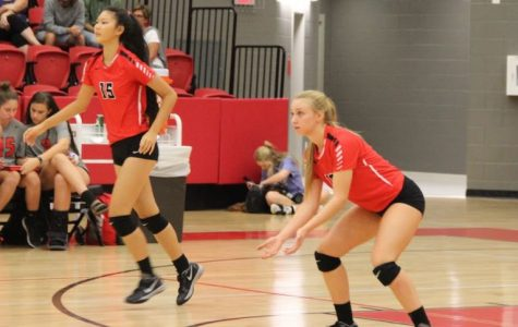 A resonating performance: Cowgirls beat Skyline in three sets
