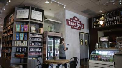 American Tea and Spice transforms Coppell