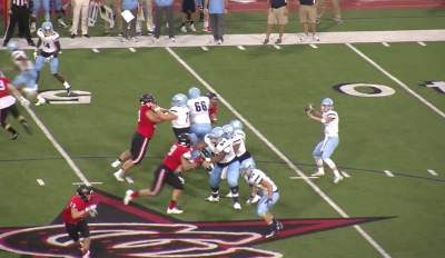 Coppell Cowboys vs. LD Bell