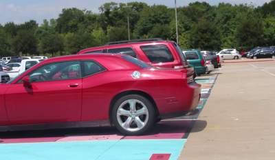 CHS implements New Senior Parking Method