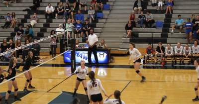 Coppell High School Volleyball vs. Hebron