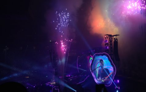 Coldplay lights up stadium on its A Head Full of Dreams tour