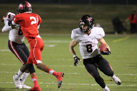 McBride spreads Lake Highlands defense thin with electric receiving corps in rout